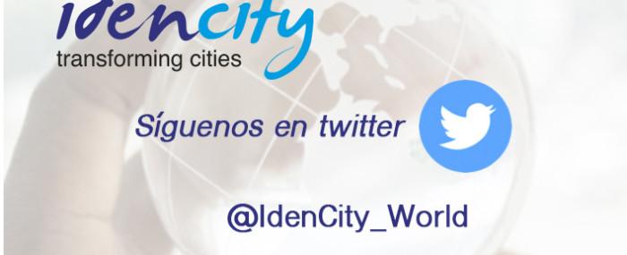 Visítanos en Twitter:  @IdenCity_World
