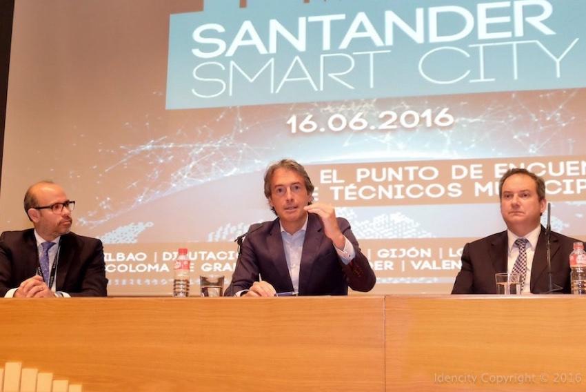 IdenCity asistió a la Jornada Técnica sobre tecnología y servicios para las Smart Cities, en Santander