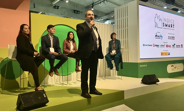 IdenCity presenta en Smart City Expo World Congress 2019 el Índice Smart