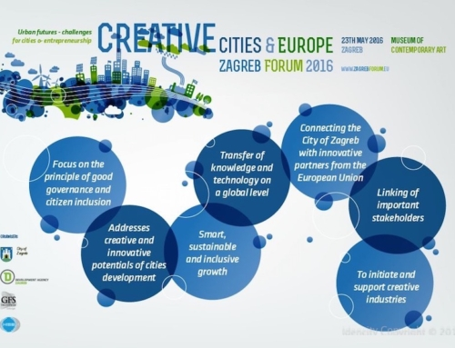 IdenCity participará en el Zagreb Forum 2016, sobre Creative Cities & Europe