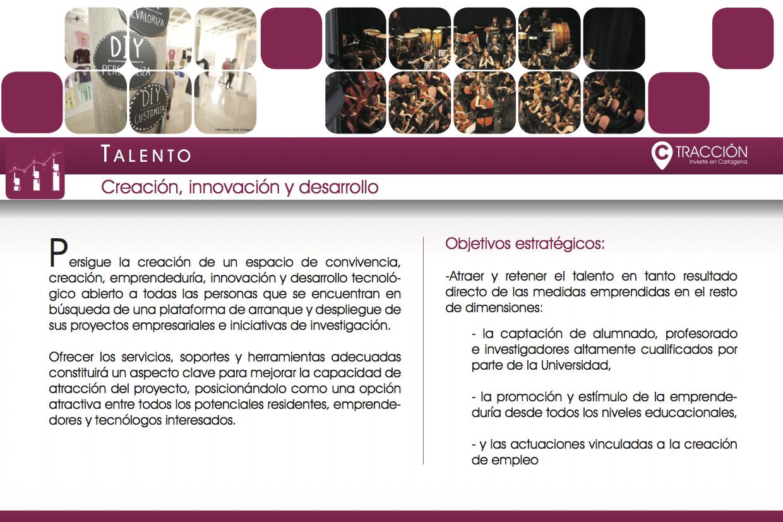 Plan Estratégico de desarrollo económico, urbano y social: Barrio de Emprendedores España - Idencity