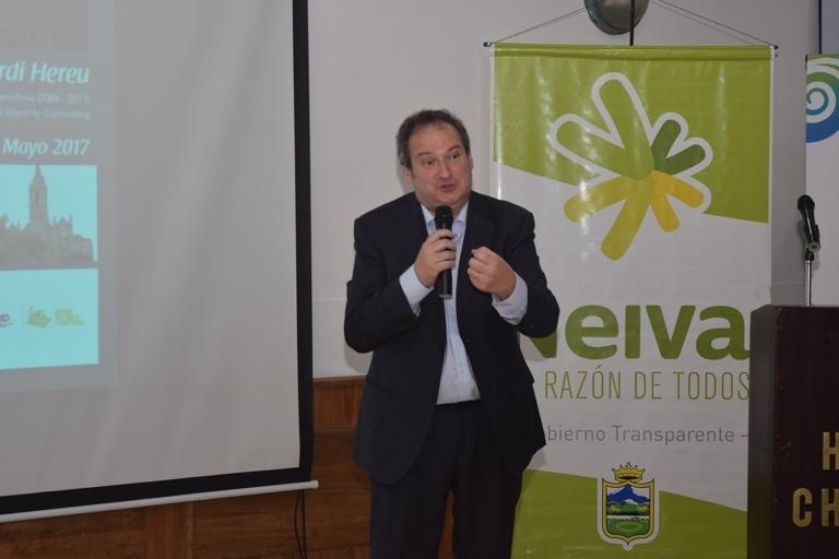 IdenCity apoya a la capital del Huila a formular una estrategia de desarrollo económico local Neiva