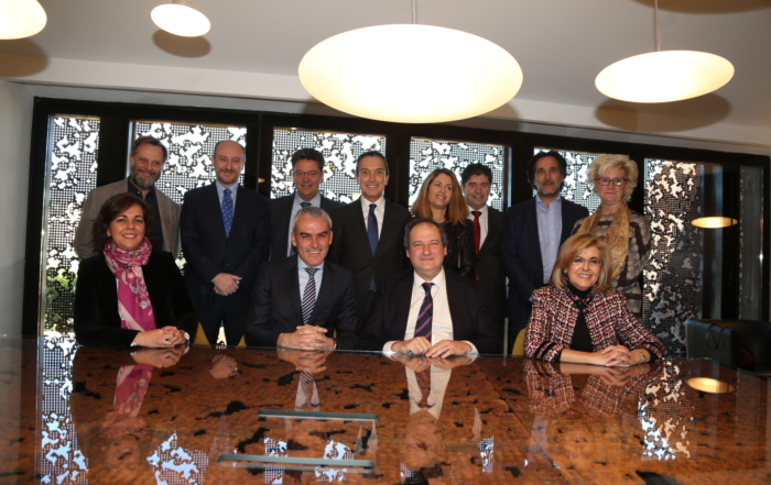 The Shopping & Quality Tourism Institute designa a Jordi Hereu como Presidente de su Consejo Asesor