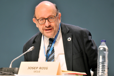 JOSEP ROIG Photo By IISD ENB | Diego Noguera