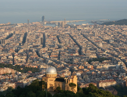 Dinámicas demográficas metropolitanas en Barcelona