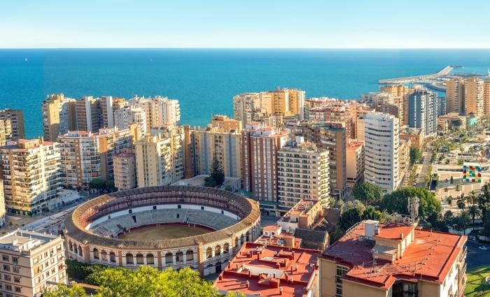 Malaga Panoramica
